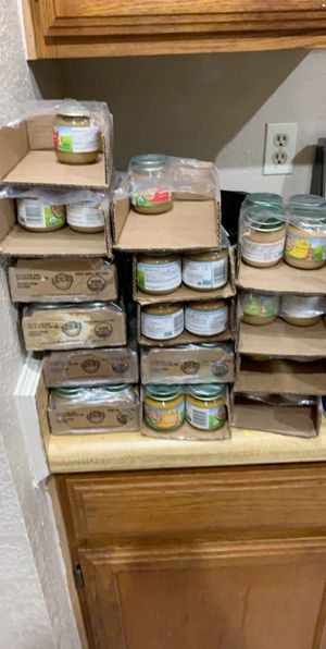 Free Organic Baby Food for Sale in DeSoto, TX
