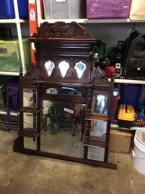 Antique mirror for Sale in Fullerton, CA