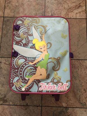 Tinkerbell suitcase for Sale in Las Vegas, NV