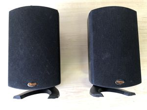 Klipsch Shelf Speakers, check photo for specs for Sale in Poway, CA
