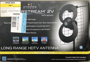 Long Range HDTV Antenna for Sale in Chandler, AZ