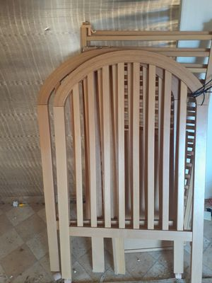 Crib and changing table for Sale in Concord, NC