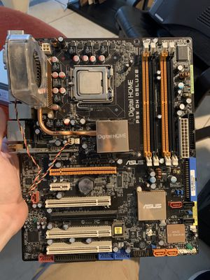 Old computer parts, ram, gpus, cpus, power supplies, and motherboards for Sale in PT CHARLOTTE, FL