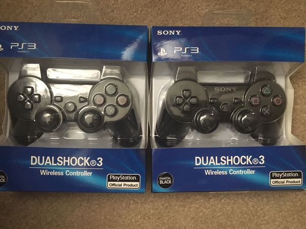Brand new Playstation3 controllers