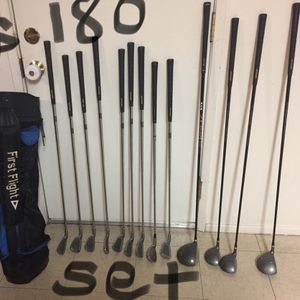 Dunlop Golf Clubs for Sale in Delano, CA