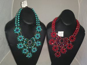 Crystal Beaded Necklaces for Sale in Casper, WY