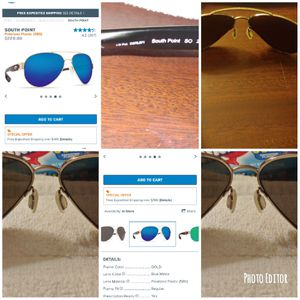 Coastal. Del Mar sunglasses for Sale in Port Richey, FL