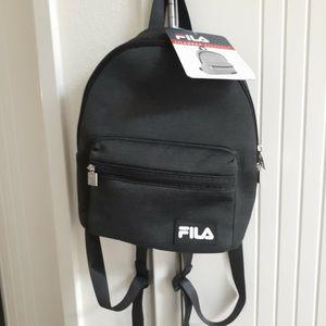 Unisex Fila Lilandra Mini Backpack Black for Sale in Chula Vista, CA