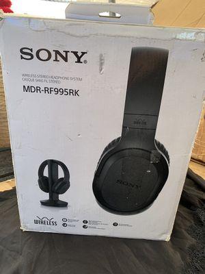 Sony headphone MDR-RF995RK for Sale in Los Angeles, CA