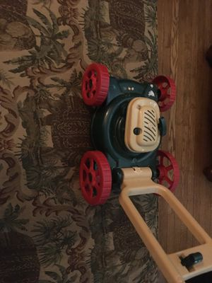 Toy lawn mower for Sale in St. Louis, MO