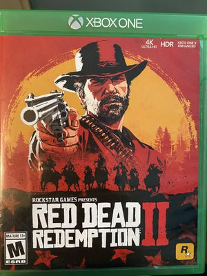 Rdr2 (xboxone) for Sale in Corpus Christi, TX