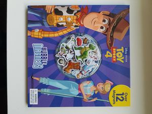 Toy story 4 magnet book for Sale in Buena Park, CA