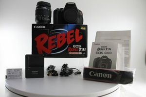 Canon EOS T3i Dslr Camera Kit for Sale in Humble, TX