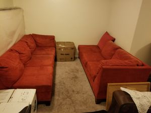 Sofa used in Dumfries VA for Sale in Springfield, VA