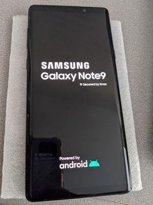 Att sim unlocked samsung galaxy note 9 128gb for Sale in Elk Grove, CA