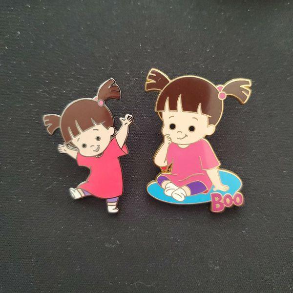 Boo Disney Pins