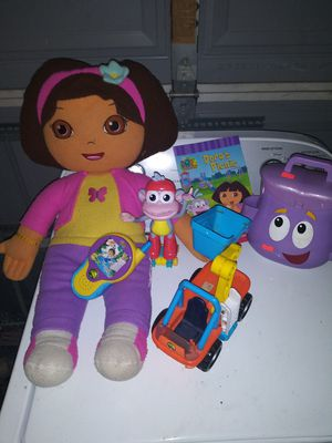 Dora Bundle!! Do NoT MiSS out On!!! for Sale in Saint Albans, WV