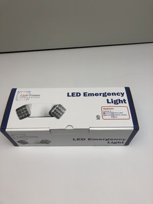 Light Fixture industries. LED emergency lights. Model: EL-W2 for Sale in Chicago, IL