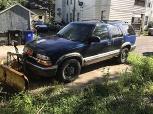 Plow truck Chevy Blazer for Sale in Solon, OH
