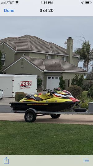 Sea doo (s) RXP supercharged! for Sale in Mesa, AZ