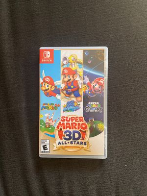 Super Mario 3D All Stars (Nintendo Switch) for Sale in Los Angeles, CA