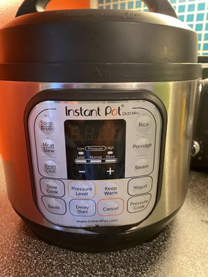 Instant Pot Duo Mini for Sale in Collingswood, NJ