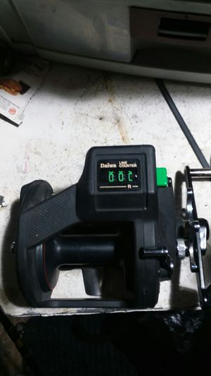 Daiwa Great Lakes 47lc fishing reel and master C for Sale in Cleveland, OH