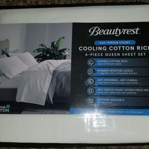Beautyrest 600 Thread Count Bed Sheets for Sale in Glendale, AZ