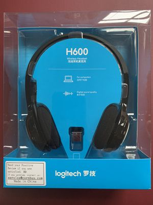 Logitech H600 Wireless Headset for Sale in White Plains, NY
