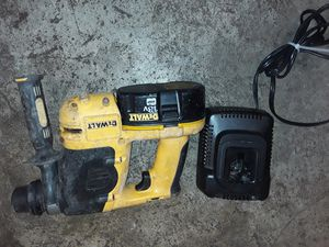 Dewalt rotor hammer drill for sale works good price firm for Sale in San Diego, CA