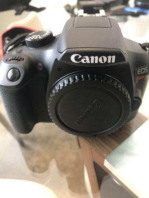 canon eos rebel t6 for Sale in Dallas, TX