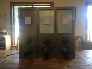 Coffee bean dispenser/display. 3 for $12 for Sale in San Rafael, CA