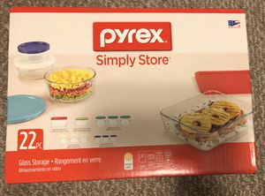 Pyrex Glass Storage Food Containers for Sale in La Mesa, CA