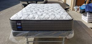Full selling pillows tap matres and boxpring for Sale in Hayward, CA