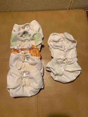 Newborn Cloth Diaper Covers for Sale in Tacoma, WA