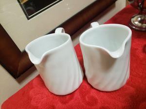 2 creamer corningware for Sale in Silver Spring, MD