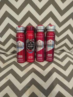 old Spice Men Spray Mixed for Sale in North Las Vegas, NV