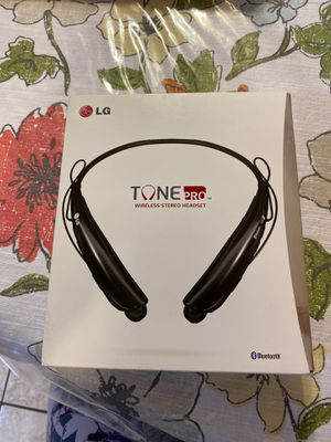 LG Tone Pro Wireless Stereo Headset for Sale in Houston, TX
