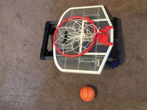 Franklins shoot again basketball hoop for Sale in Toms River, NJ