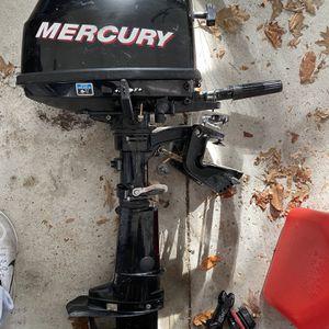 Mercury 4 Stroke 6 Hp Outboard Motor for Sale in Duxbury, MA