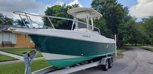 25 ft Aquasport center console boat for Sale in Miami, FL
