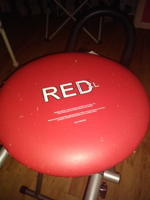 Red Work Out Machine for Sale in Corpus Christi, TX