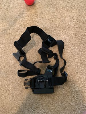 GoPro Chesty Mound Harness for Sale in Flower Mound, TX