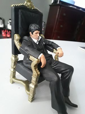 Scarface Tony Montana Collectible Statue for Sale in Houston, TX