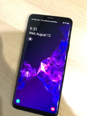 Samsung Galaxy S9+ Plus Factory Unlocked T-Mobile, Verizon AT&T, Sprint, Metro PC, Boost (PRICE IS FIRM) for Sale in Chatsworth, CA