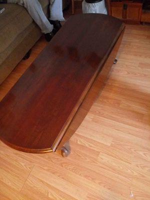 Vintage Mersman drop leaf coffee table for Sale in Georgetown, KY