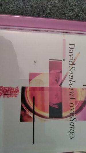 David Sanborn CD for Sale in Shelton, CT