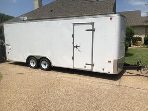22' ft enclosed trailer for Sale in Waco, TX