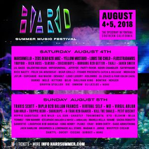 Hard summer one 2 day ticket wristband for Sale in Camp Pendleton North, CA
