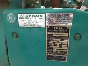 Onan generator for Sale in Birmingham, AL